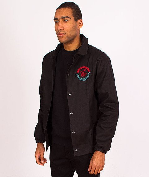 Turbokolor-Herald Jacket Black SS16