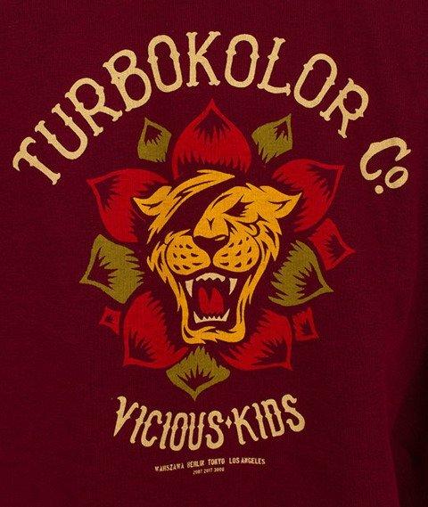 Turbokolor- Lotos Hoody Burgundy