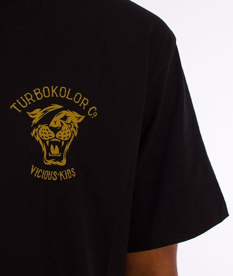 Turbokolor-OG Tee T-Shirt Black