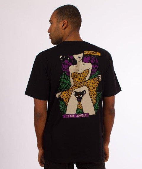 Turbokolor-Pussycat T-Shirt Black