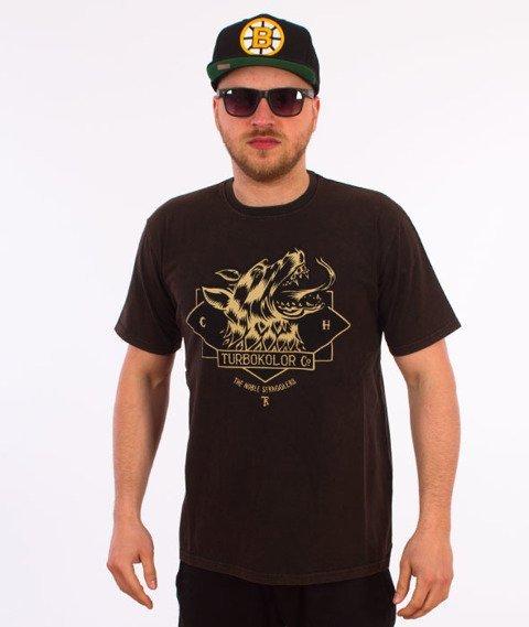Turbokolor-TNS Moon T-Shirt Washed Black