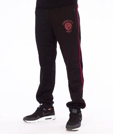 Turbokolor-Track Pants Spodnie Dresowe Black