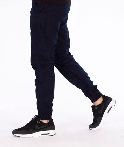 Turbokolor-Trainer Chino Denim Navy FW16