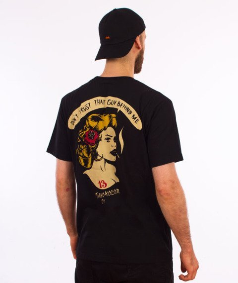 Turbokolor-Trust T-Shirt Black