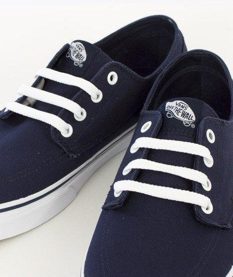 Vans-Brigata Dress Blues/True White