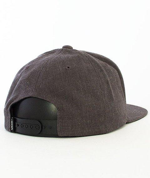 Vans-Drop V Snapback Black/Black