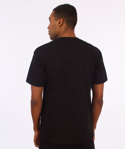 Visual-Divan T-Shirt Black