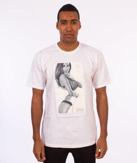 Visual-Erased T-Shirt White