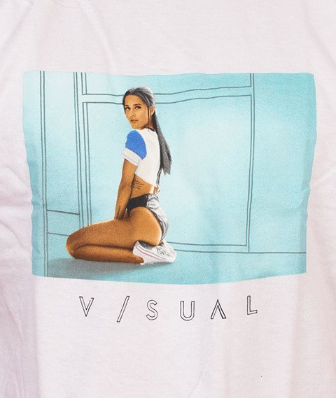 Visual-Skylight T-Shirt White