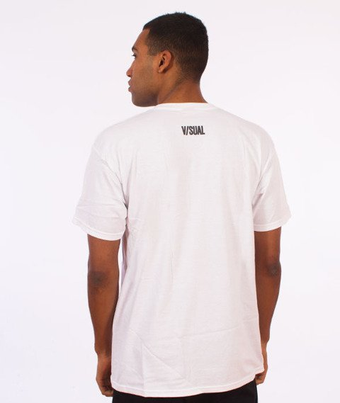 Visual-Tunnel T-Shirt White