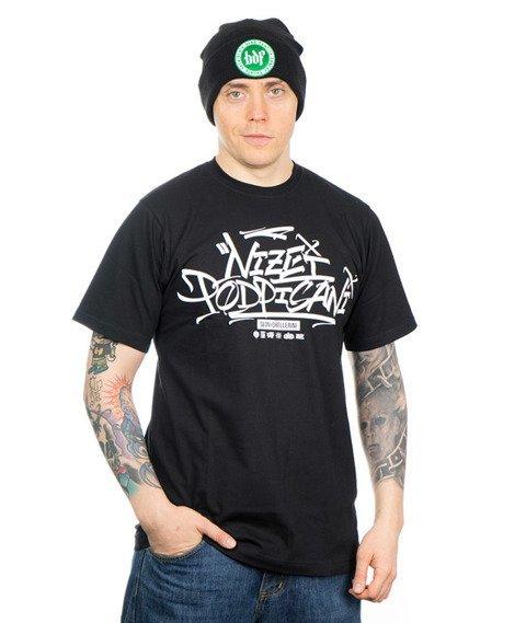 WSRH-Niżej podpisani T-shirt Czarny