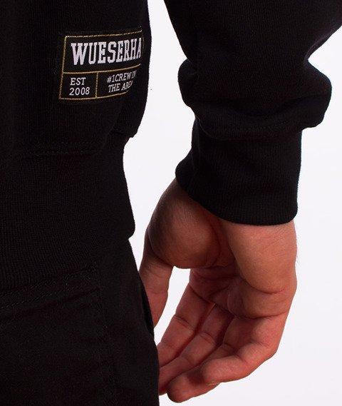 WSRH-Rectangle Bluza Czarna