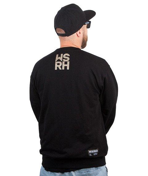 WSRH-Samurai Bluza Czarna