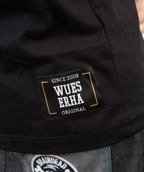 WSRH-Wrzut T-shirt Czarny