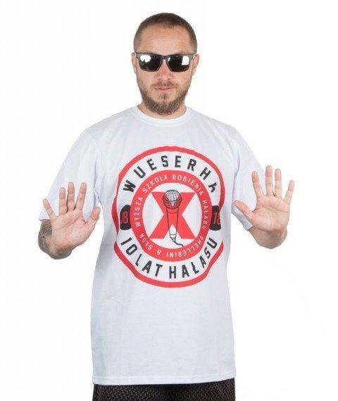 WSRH-X Lat T-shirt Biały