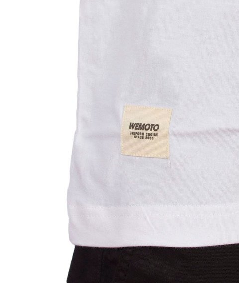 Wemoto-Blake T-Shirt White/Heather Nep