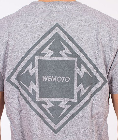 Wemoto-Lightning T-Shirt Heather