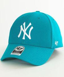 47 Brand-MVP New York Yankees Czapka z Daszkiem Niebieska