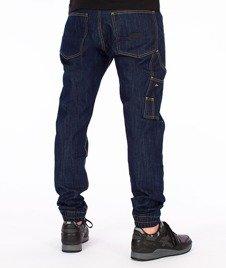 Backyard Cartel-Work Jogger Jeans Spodnie Rinse