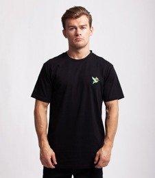 Biuro Ochrony Rapu HERO T-Shirt Czarny