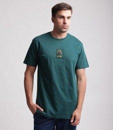 Biuro Ochrony Rapu-Młody Simba T-shirt Ciemno zielony