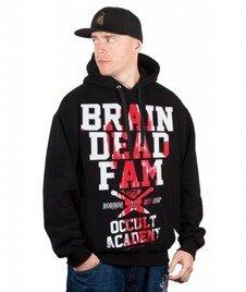 Brain Dead Familia-Occult Academ Blood Bluza Kaptur Czarny