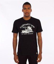 Carhartt-Detroit Junkyard T-Shirt Black