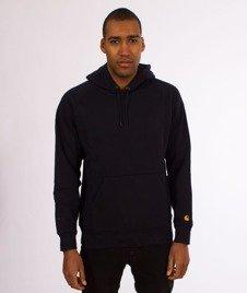 Carhartt WIP-Hooded Chase Sweat Bluza Kaptur Dark Navy/Gold