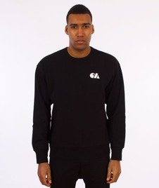 Carhartt WIP-Military Training Sweatshirt Bluza Rover Black/White