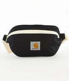 Carhartt WIP-Watch Hip Bag Nerka Black