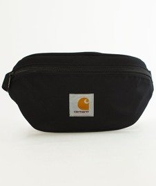 Carhartt WIP-Watch Hip Bag Nerka Black/Black