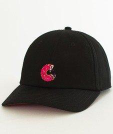 Cayler & Sons-WL Los Munchos Curved Snapback Black/Pink