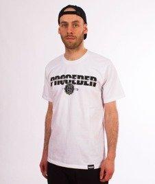 Chada-Bullet T-Shirt Biały