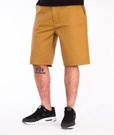 DGK-Street Chino Krótkie Spodnie Ciemne Khaki