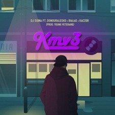 DJ Soina feat. donGURALesko, Białas, Kaczor - KMV3 (prod. Young Veteran$) CD