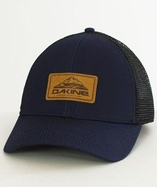 Dakine-Northern Lights Czapka Trucker Midnight Black
