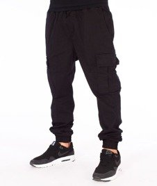 Diamante-Hunter RM Jogger Pants Spodnie Czarne