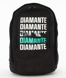 Diamante-LOGO Multi Plecak Czarny
