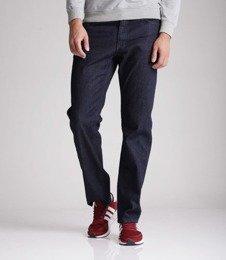 El Polako-Cut Colors Regular Jeans Spodnie Ciemne Spranie
