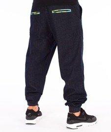 El Polako-EP Ramki Regular Jogger Spodnie Dark Blue