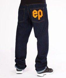 El Polako-EP Regular Jeans Spodnie Dark