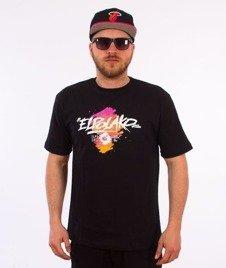 El Polako-Markers T-Shirt Czarny