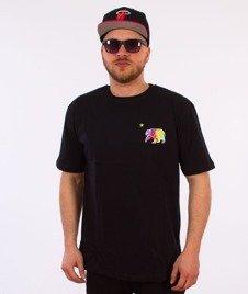El Polako-Mini Republic T-Shirt Czarny
