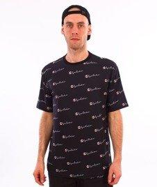 El Polako-Premium Multi Mistrz Sublimacja T-Shirt Czarny