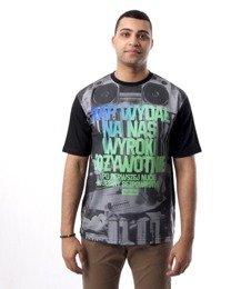 El Polako-Rap Wyroki T-Shirt Czarny