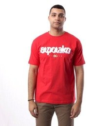 El Polako-VHS T-Shirt Czerwony