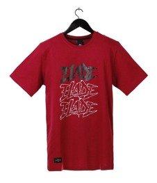 Elade-Jerky T-Shirt Maroon