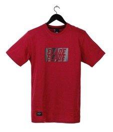 Elade-Not Static T-Shirt Maroon