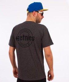 Etnies-New Park Lock Up T-Shirt Grafitowy