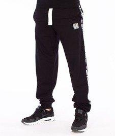 Extreme Hobby-EH Line Spodnie Dresowe Czarne
